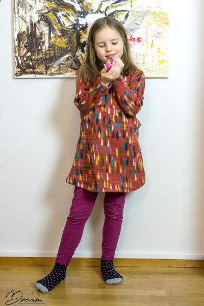 My raindrop knit dress.