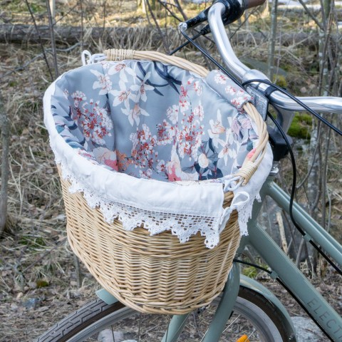 Pimp your bike: The basket liner.