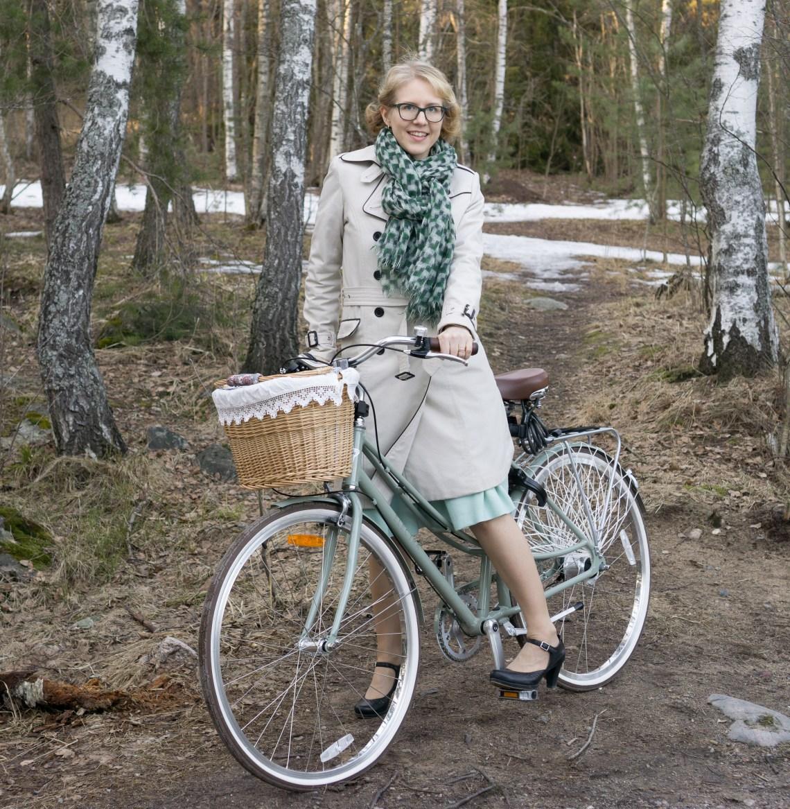 Pinm your bike