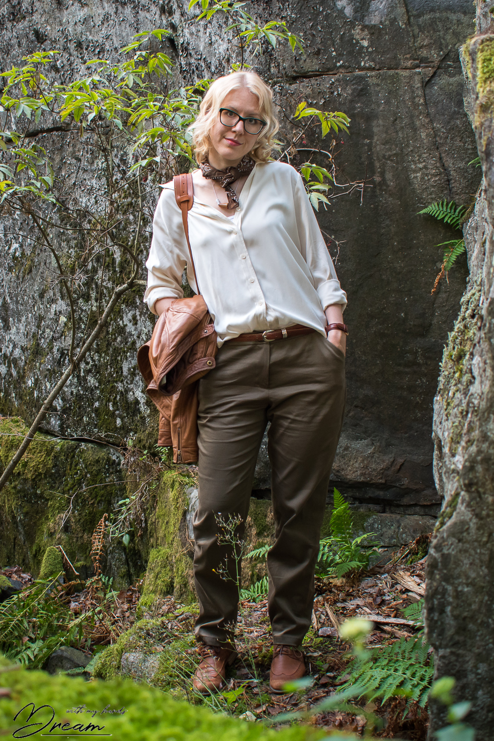 Alpi trousers by Named clothing.