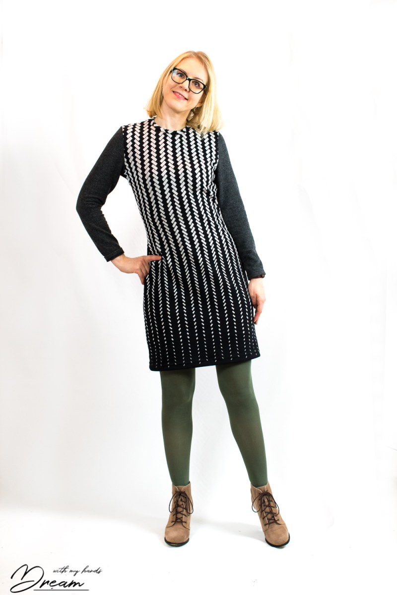 Ruska dress from the new book: Breaking the pattern