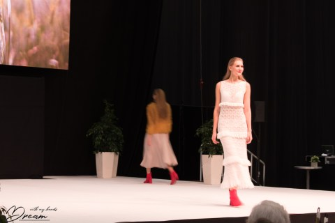 Novita fashion show.