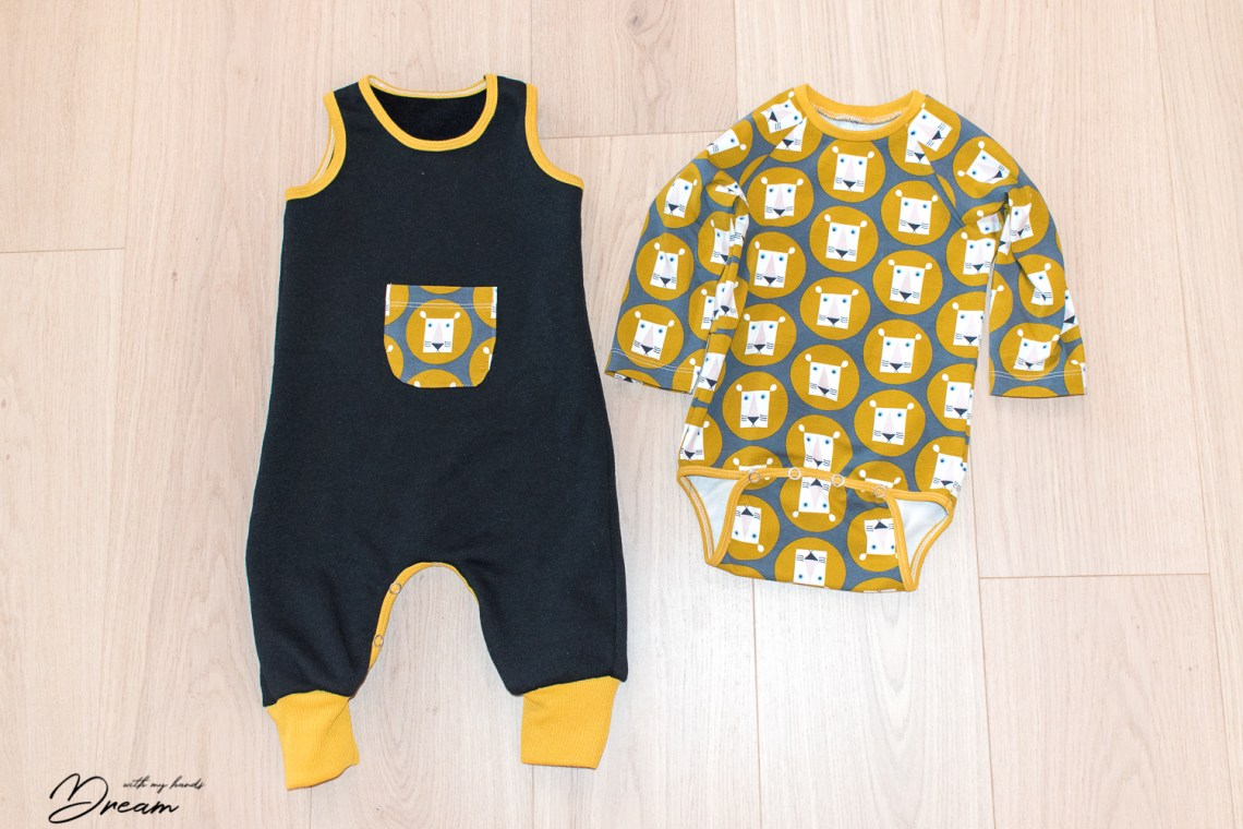 Ottobre design baby clothes from 1/2016.