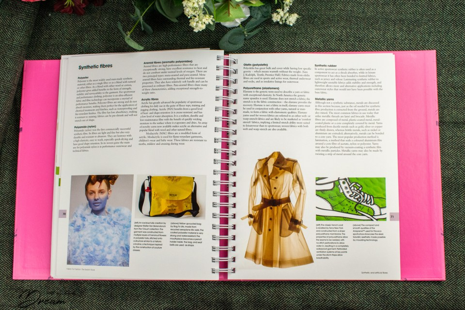 Fabric For Fashion A Book Review With My Hands Dream