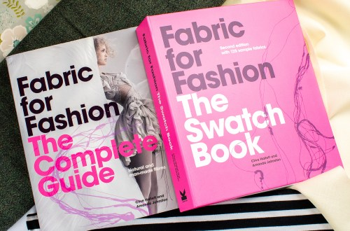Fabric for fashion - book review.