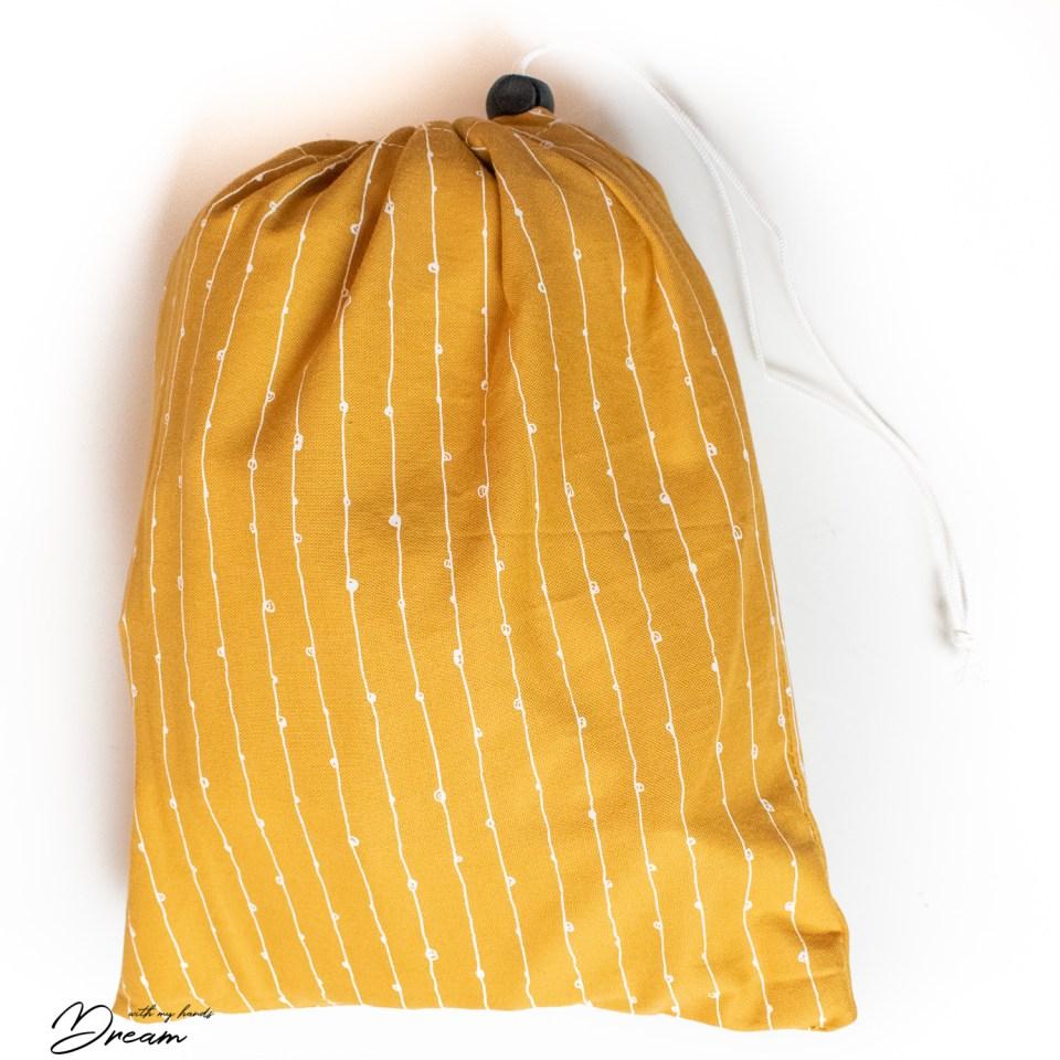 A storage pouch.