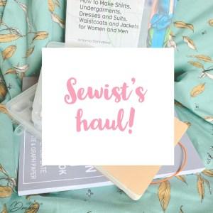 Sewist's haul!