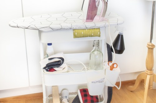 Ironing board hack