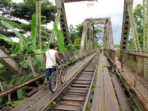 Puente Sixaola - JoeBaur