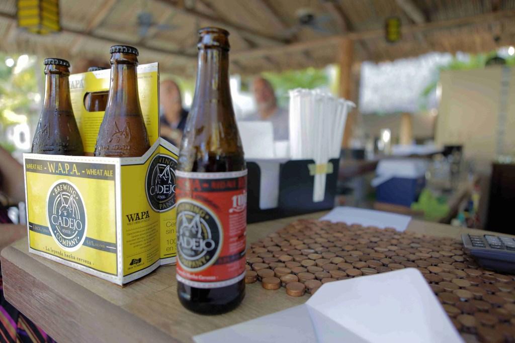Cadejo Brewing Company El Tunco El Salvador