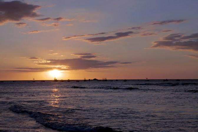 Tamarindo Costa Rica Sunset - JoeBaur