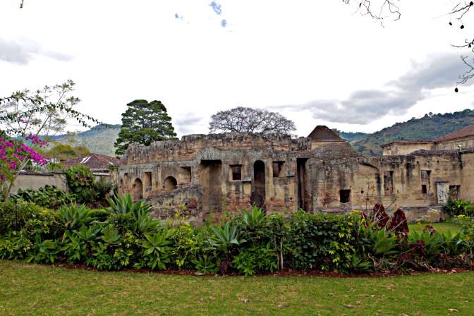 Ruins Antigua Guatemala - JoeBaur