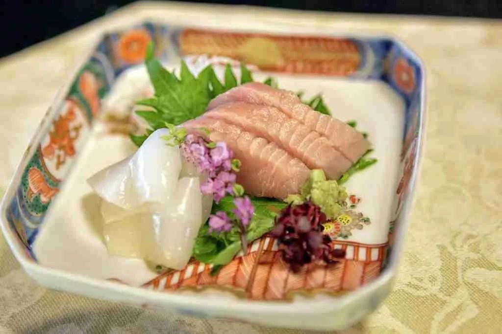 Lunch at Arate Saryo Okayama Japan