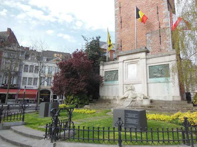 Central Kortrijk, Belgium