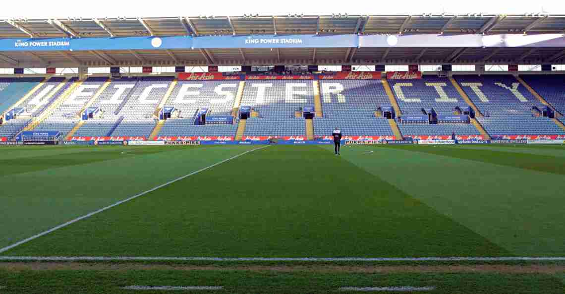 Leicester City Pitch