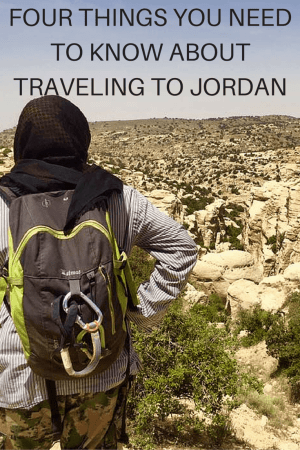 Four things you need to know about traveling to Jordan