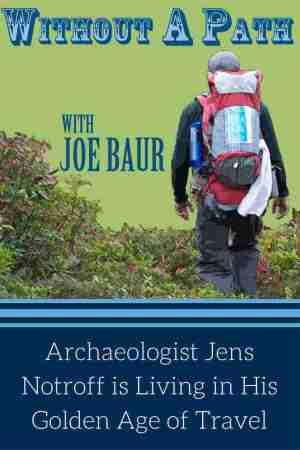 Jens-Notroff-Archaeologist