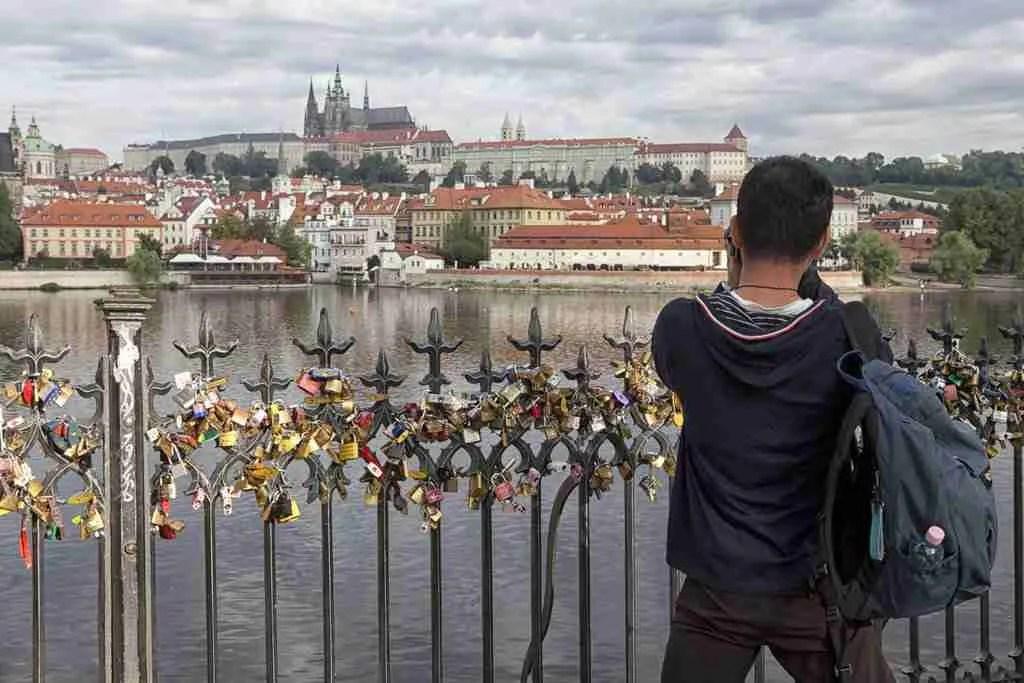 Prague Tourist