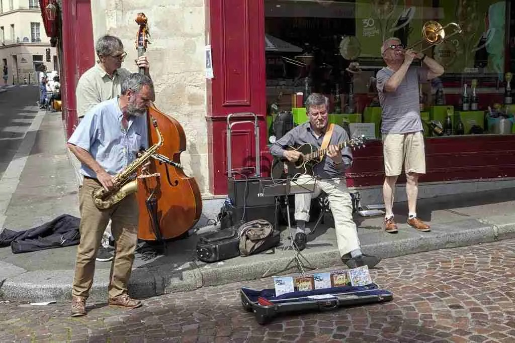 Parisian Jazz Quartet