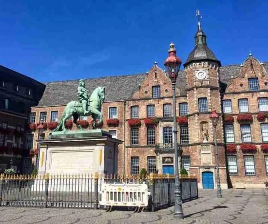 Düsseldorf Germany Rathaus