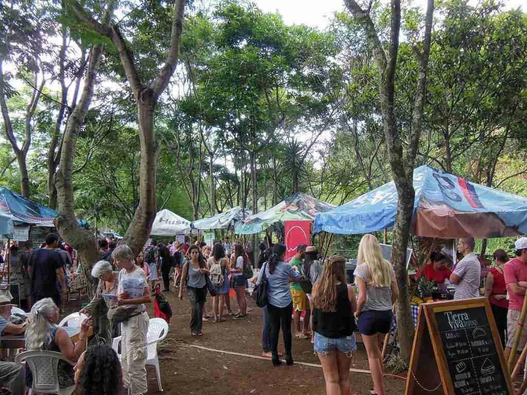 Feria Verde San Jose Costa Rica