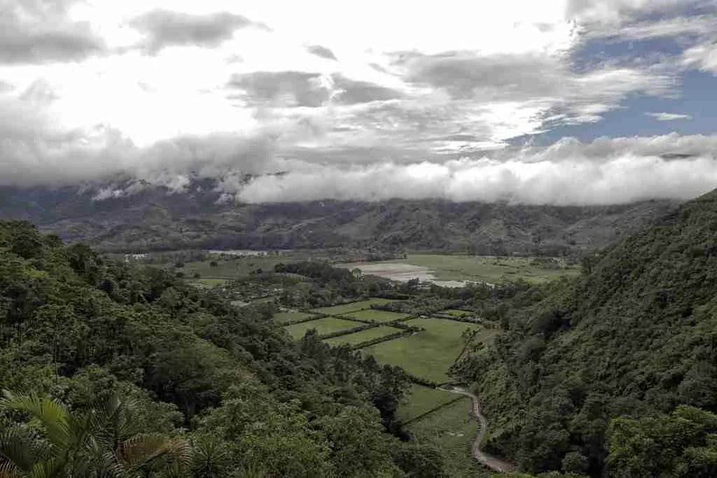 Orosi Valley View Costa Rica