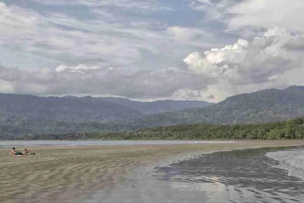 Parque Nacional Marino Ballena Beach Uvita Costa Rica