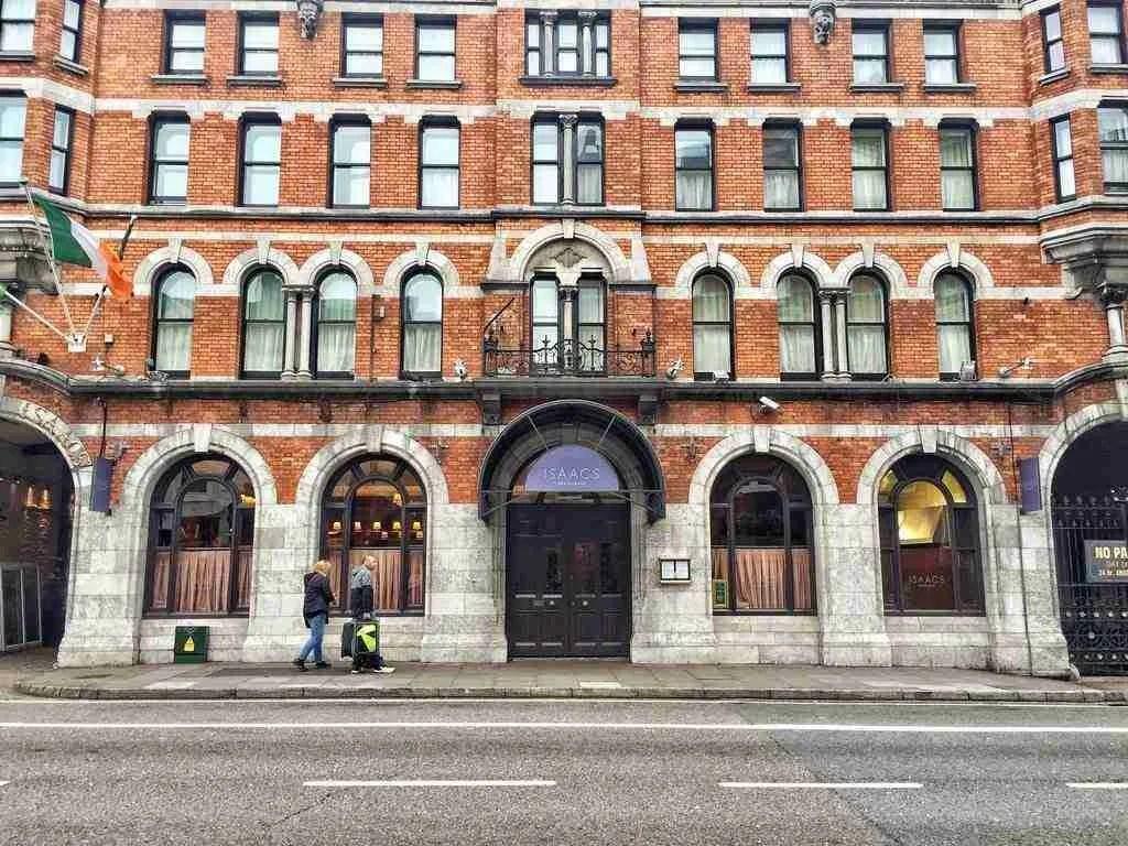 Hotel Isaacs Cork Ireland