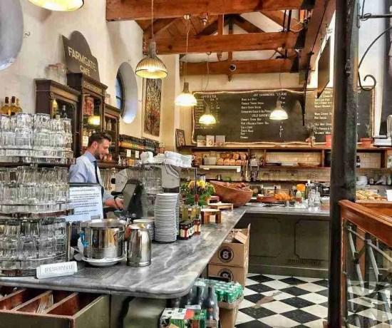 The Farmgate Café English Market Cork Ireland