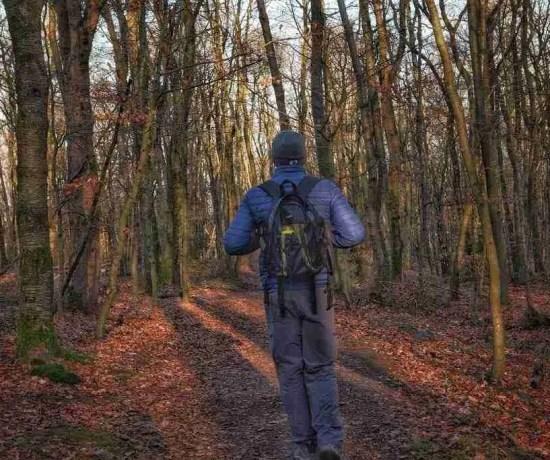 Hiking in Germany Sauerland the Drei Tuerme Weg