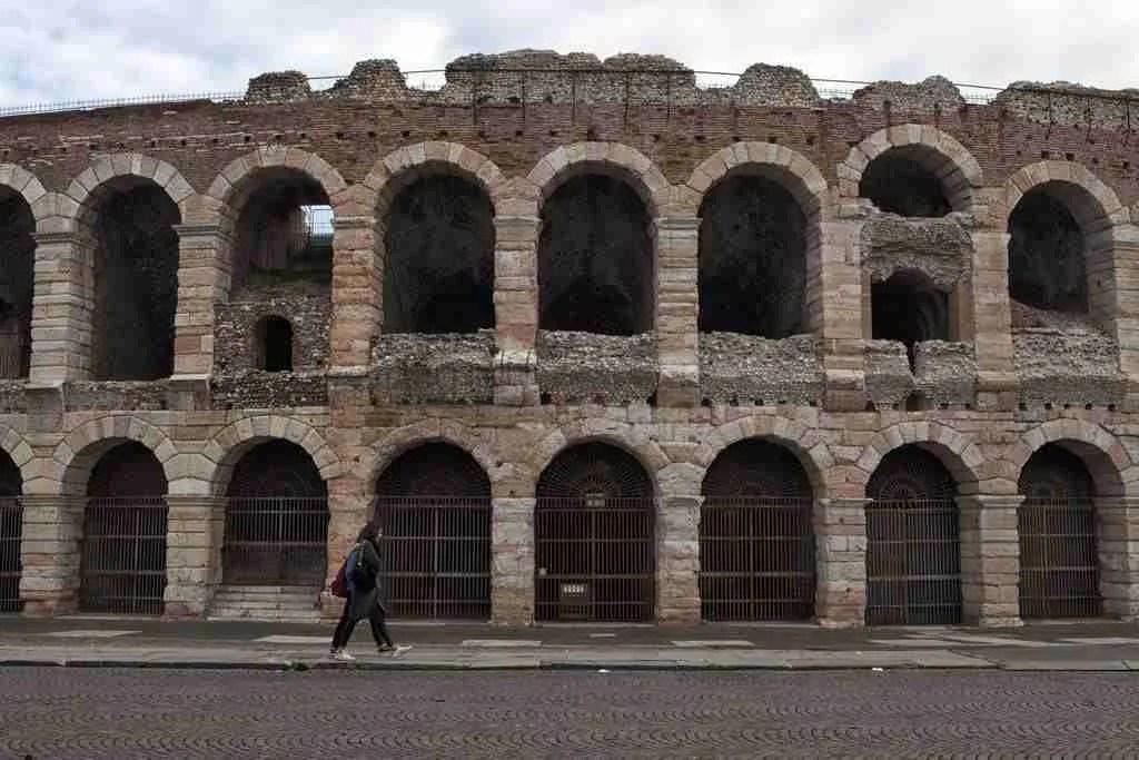 Verona Arena Colosseum