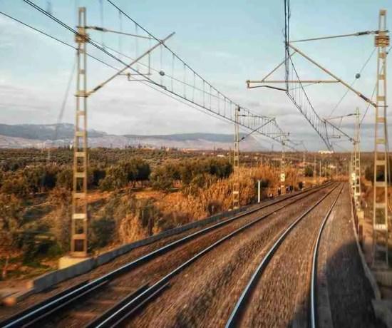 Morocco Train Travel