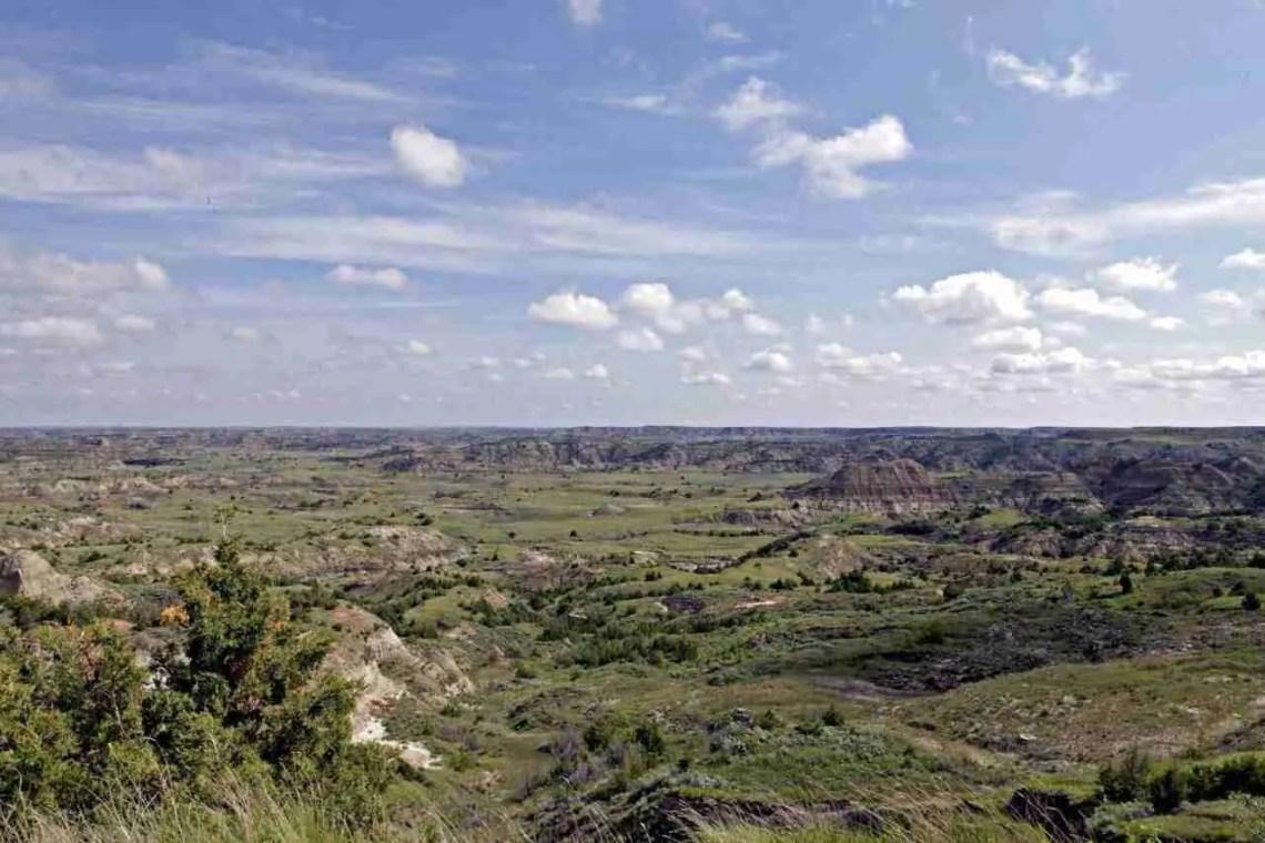 Badlands North Dakota Theodore Roosevelt National Park