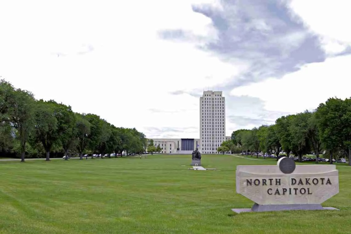 North Dakota Capitol Things To Do In Bismarck North Dakota