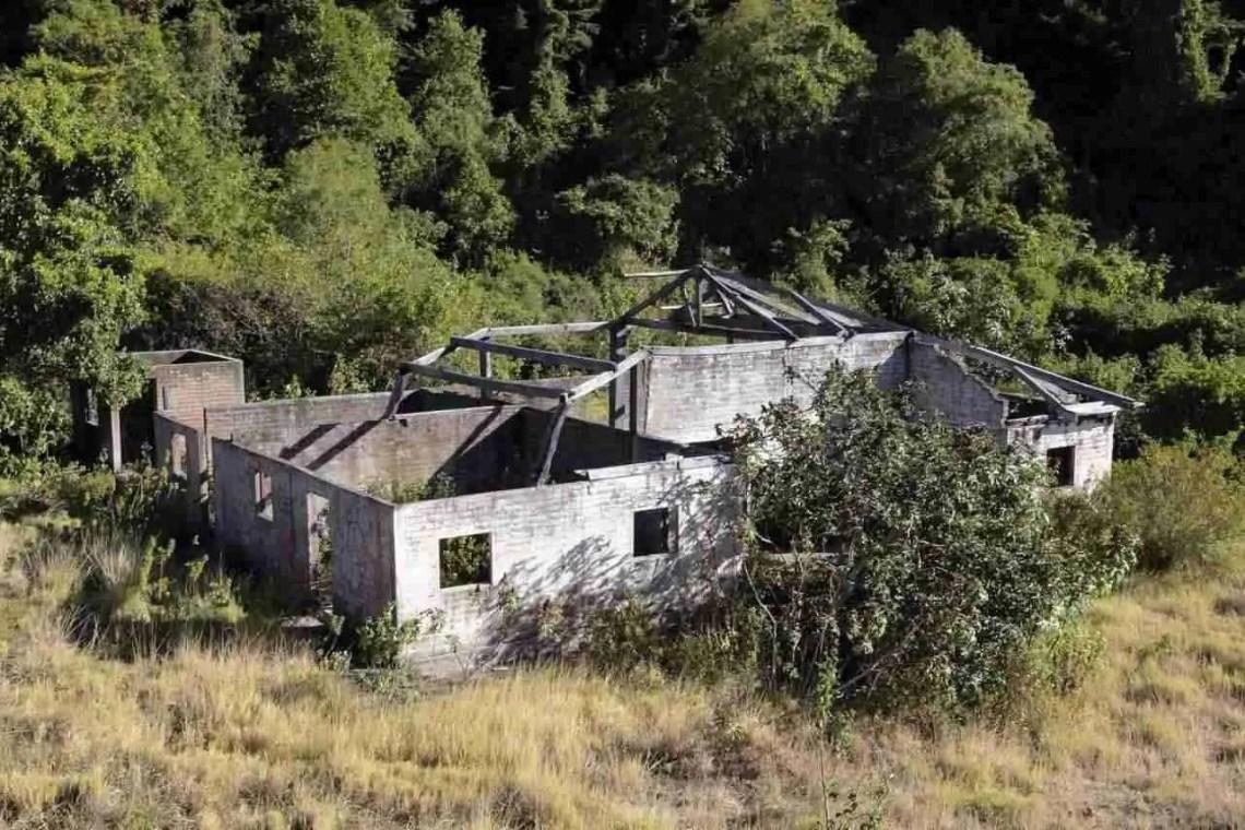 Cerro-Verde-Eruption-Ruins El Salvador