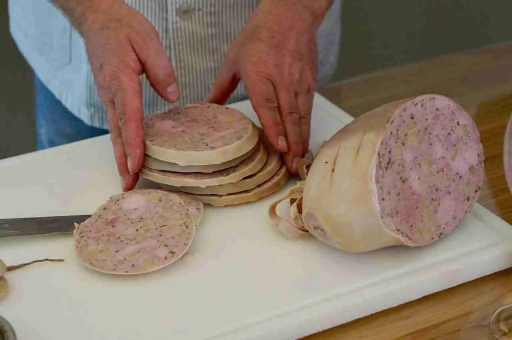 Saumagen stuffed pig's stomach
