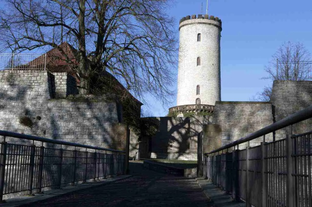 Sparrenburg Castle Bielefeld