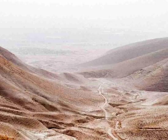 parsha toldo desert