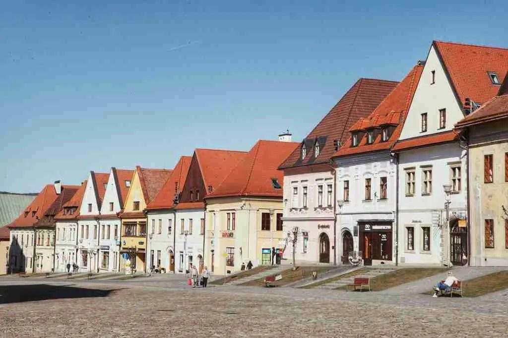 Bardejov Historic Buildings