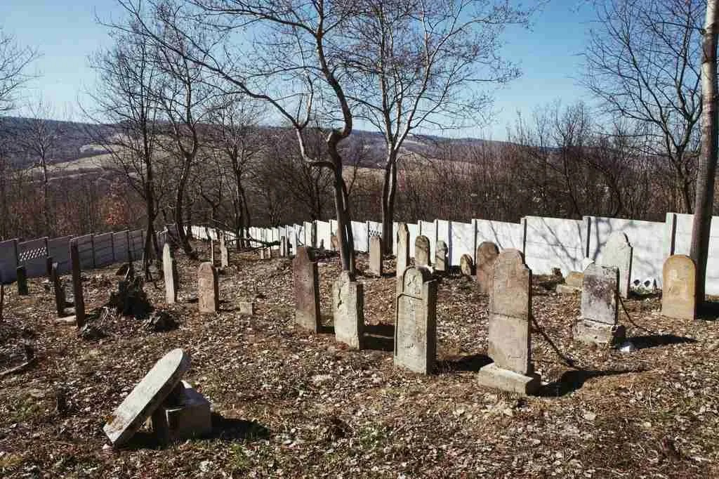 Hidden Jewish Cemetery in Northeastern Slovakia