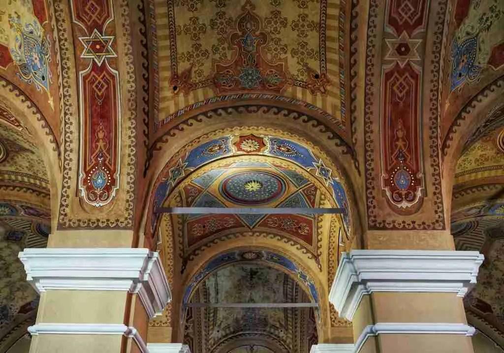 Refurbished Synagogue in Bardejov
