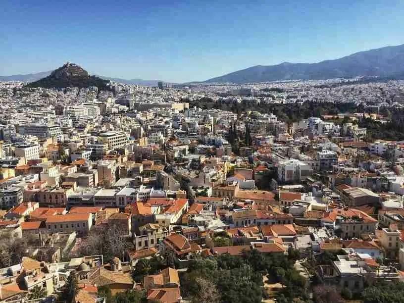 Athens View