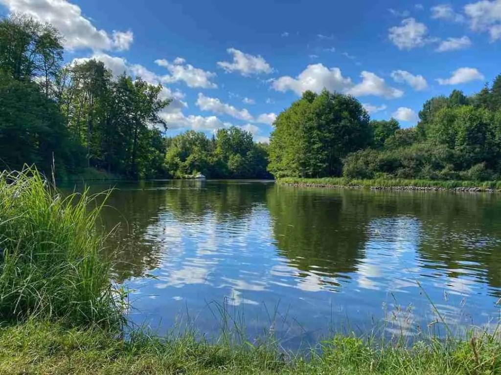 Märkischer Landweg Lake
