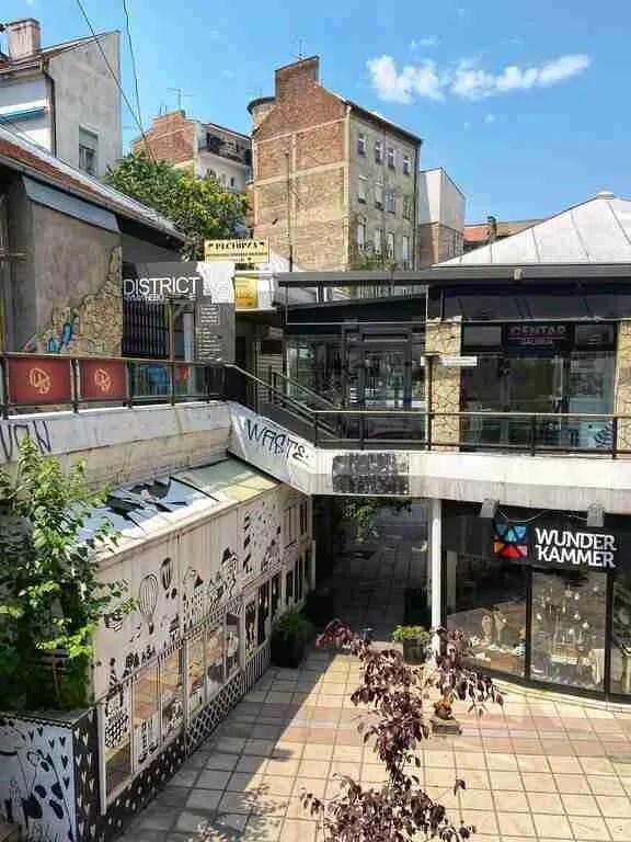 Belgrade Design District