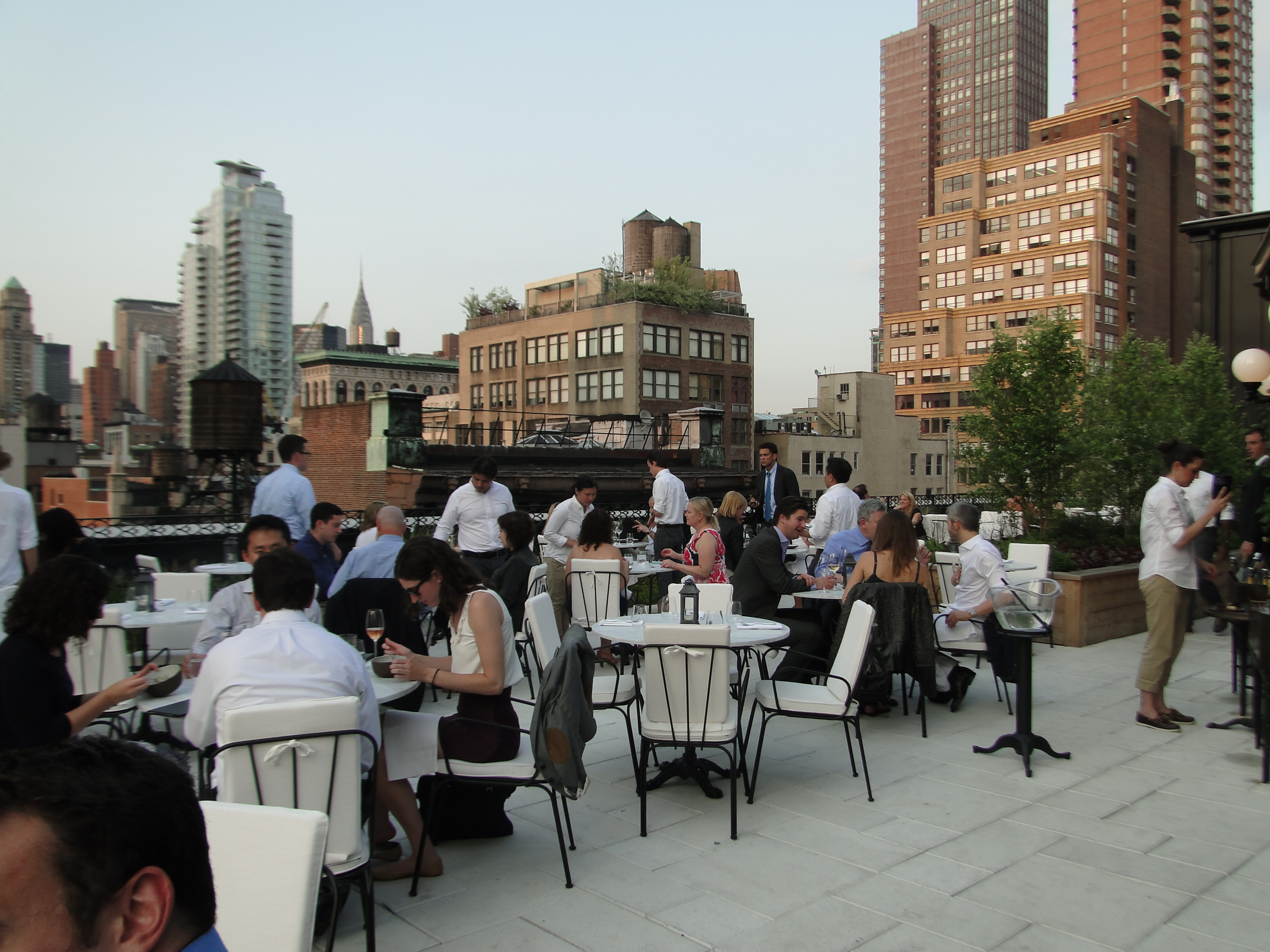 The Nomad Rooftop 4 Stars Without Bacon