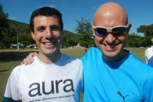 McCarthy Half Marathon - Post-Race Smiles
