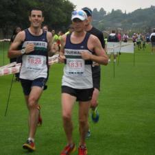 Pick n Pay Half Marathon - Approaching the Finish
