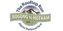 Bogong to Hotham - Logo