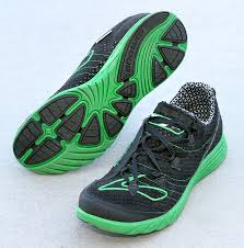 Brooks Green Silence - Black & Green