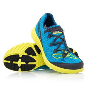 Brooks Green Silence - Blue & Yellow